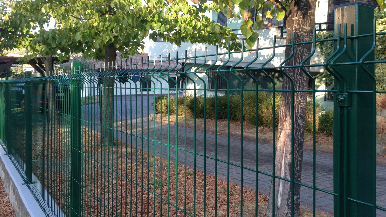 Cancelli e recinzioni - Modello Garden