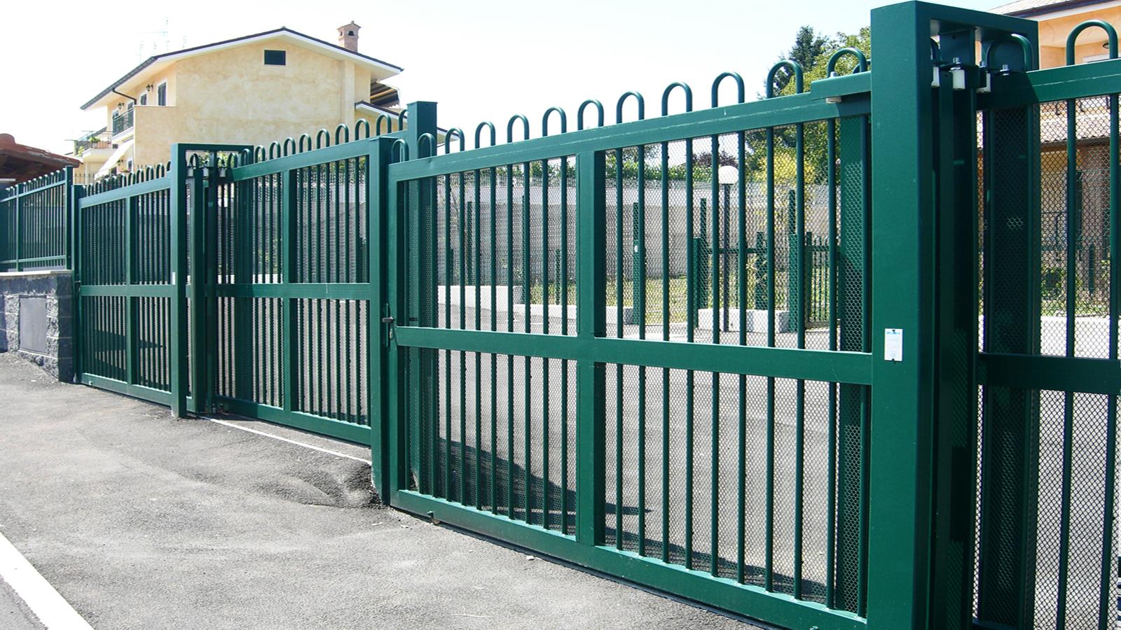 Cancelli e recinzioni - Modello Medusa
