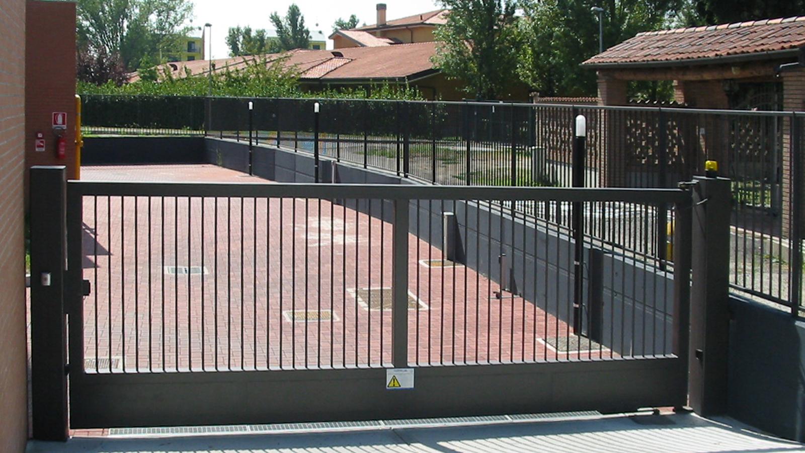 Cancelli e recinzioni - Modello Pegaso