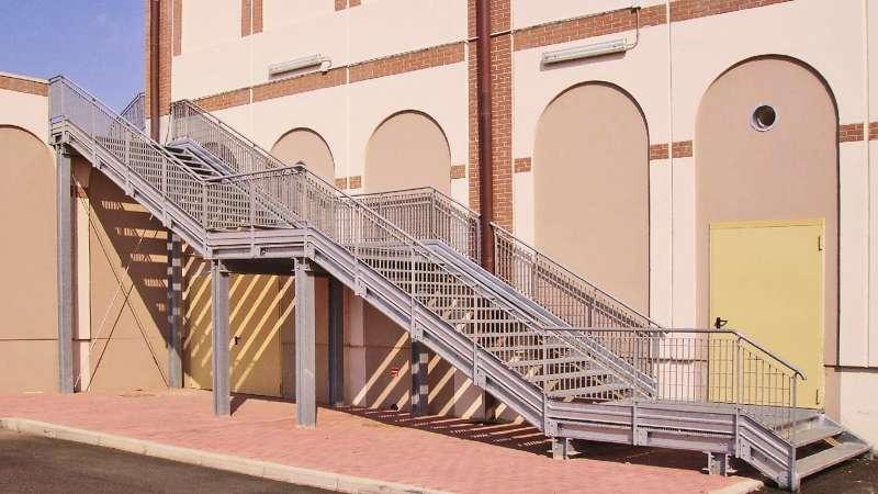 Scale, gradini e rivestimenti