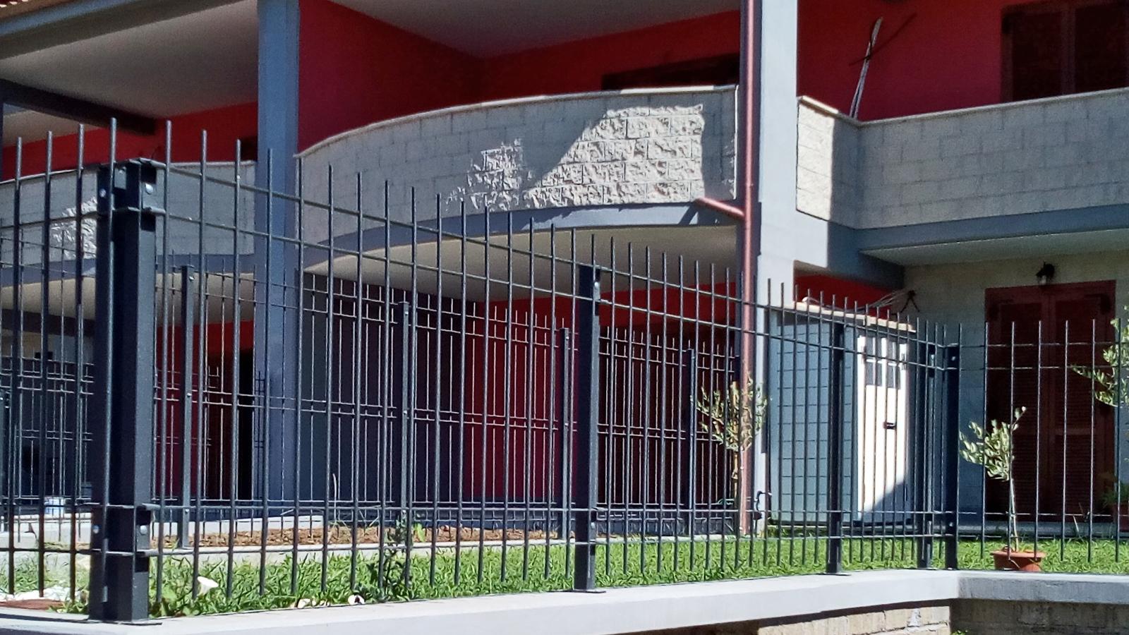 Cancelli e recinzioni - Modello Vulcano classic