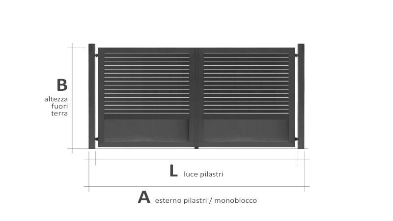 Linear 30º